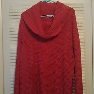 Alloy XXL Cowl Neck Sweater